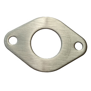 Stainless Steel Wall Mount Plate For F5 iButton For Guard Tour and Patrol Monitoring System