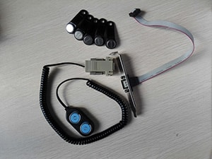 whole set of iButton ID writer/programmer set